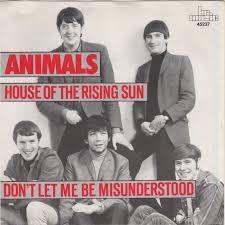The House Of The Rising Sun – The Animals T4