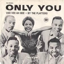 Only You - The Platters T5 +