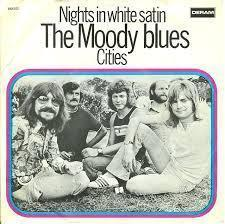 Nights In White Satin - The Moody Blues s77