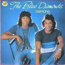 Ramona - Blue Diamonds s77+
