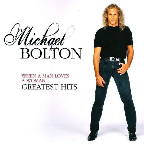 When A Man Loves A Woman - Michael Bolton s77+