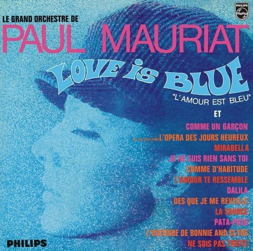 Love Is Blue (L'amour est bleu) - Paul Mauriat SX900+